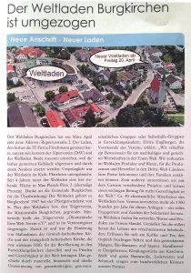 Gemeinde-Zeitung 05.2018