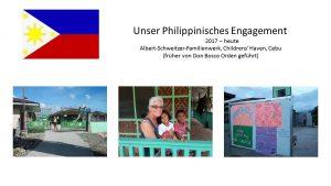 Engagement Philippinen